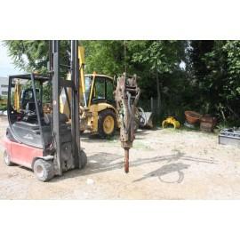Escavatore usato Caterpillar 313 B